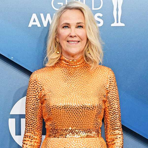 Catherine O'Hara, 2020 Screen Actors Guild Awards, SAG Awards, Red Carpet Fashions
