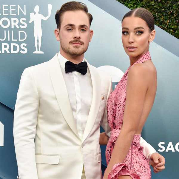 Dacre Montgomery, Liv Pollock , 2020 Screen Actors Guild Awards, SAG Awards, Couples