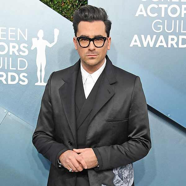 Dan Levy, 2020 Screen Actors Guild Awards, SAG Awards, Red Carpet Fashions