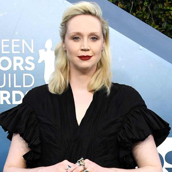 Gwendoline Christie, 2020 Screen Actors Guild Awards, SAG Awards, Red Carpet Fashions