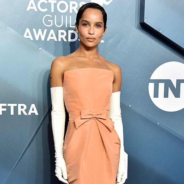 Zoe Kravitz, 2020 Screen Actors Guild Awards, SAG Awards