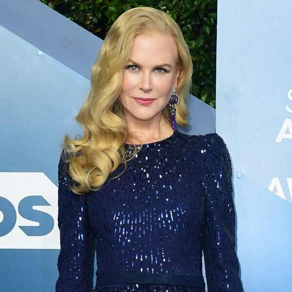 Nicole Kidman, 2020 Screen Actors Guild Awards, SAG Awards, Red Carpet Fashions
