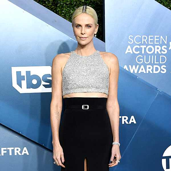 Charlize Theron, 2020 Screen Actors Guild Awards, SAG Awards