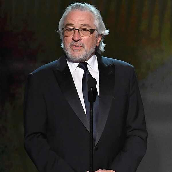 Robert De Niro, 2020 Screen Actors Guild Awards, SAG Awards