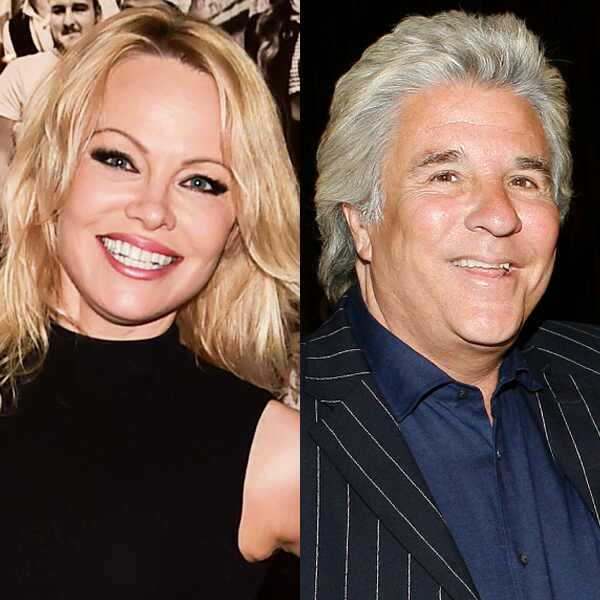 Pamela Anderson And Jon Peters