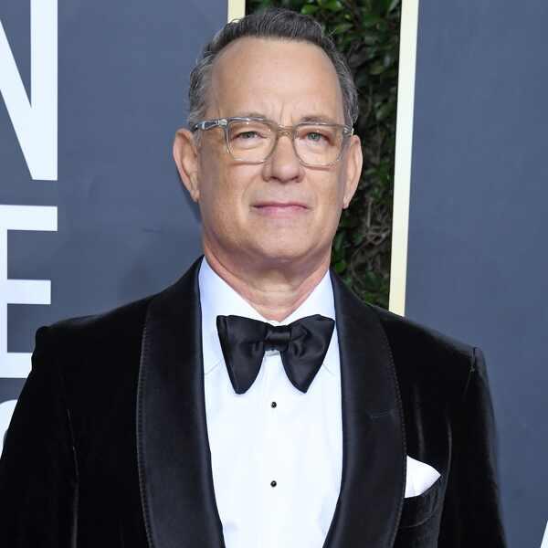 Tom Hanks, 2020 Golden Globe Awards