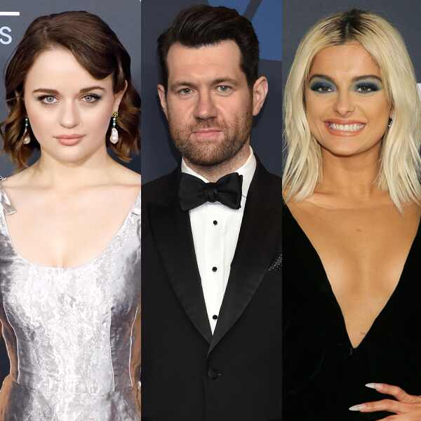 Joey King, Billy Eichner, Bebe Rexha