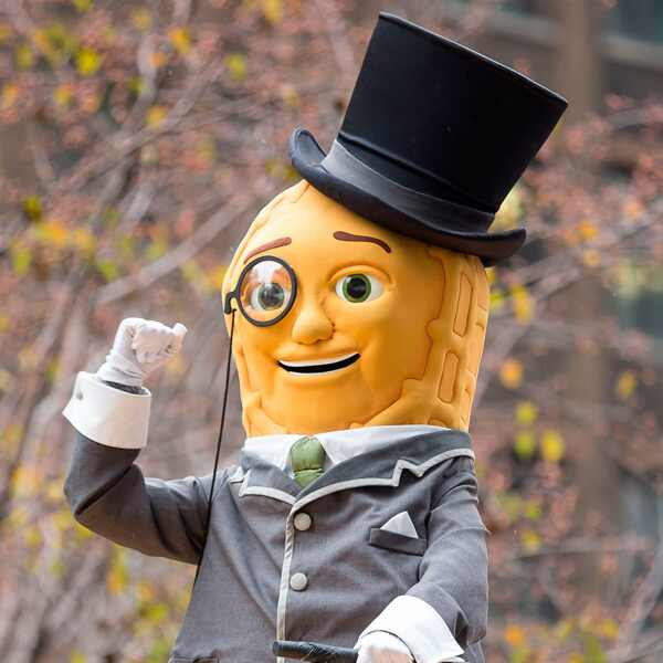 Planters Mr. Peanut