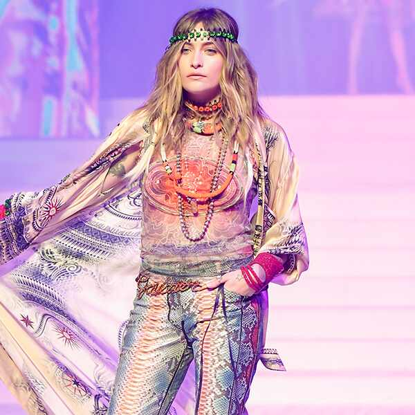 Paris Jackson, Final Jean-Paul Gaultier, 2020 Paris Fashion Week, Haute Couture