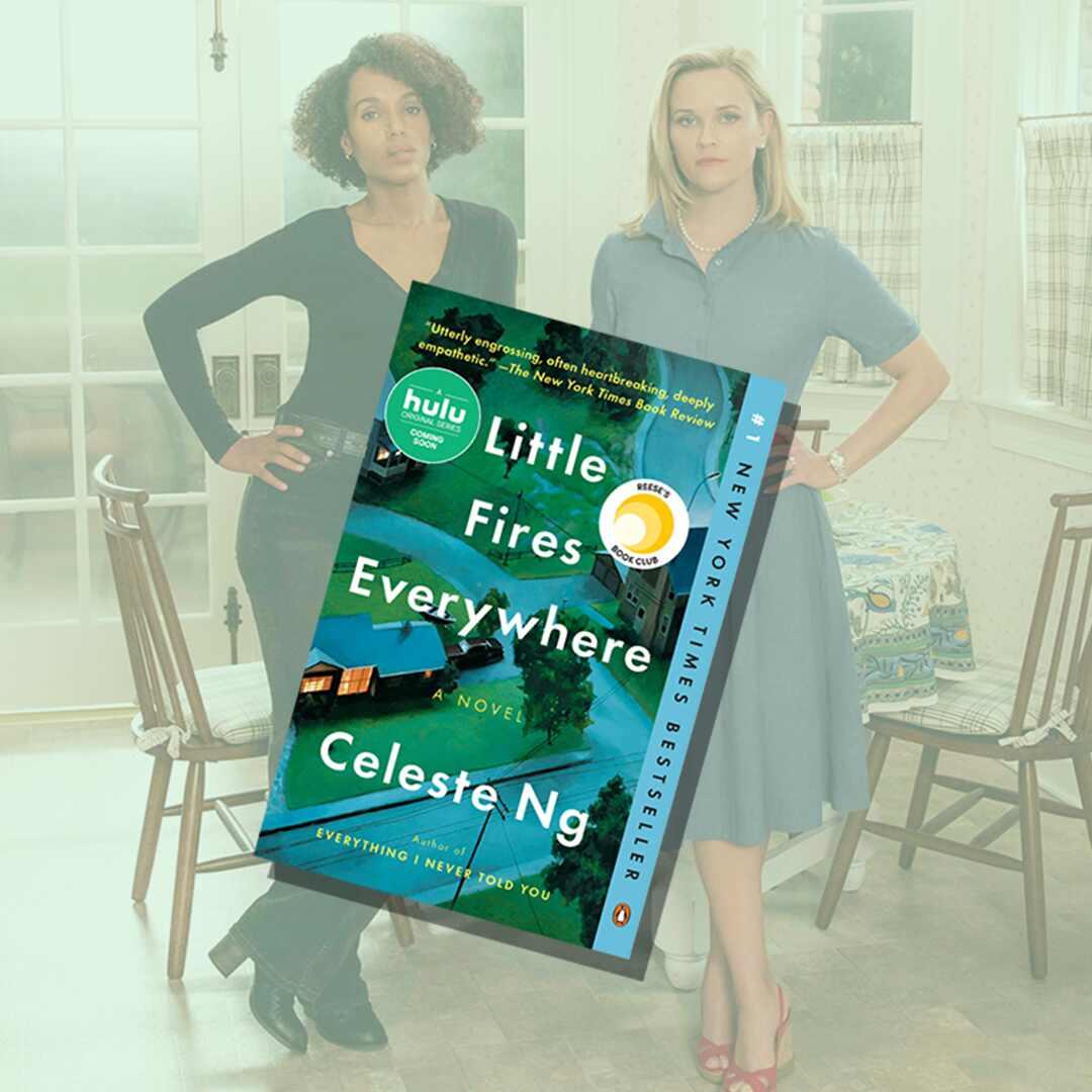 E-Comm: Little Fires Everywhere