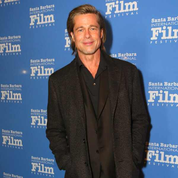 Brad Pitt, 2020 Santa Barbara International Film Festival