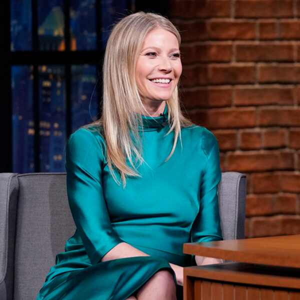 Gwyneth Paltrow, Late Night, Seth Meyers