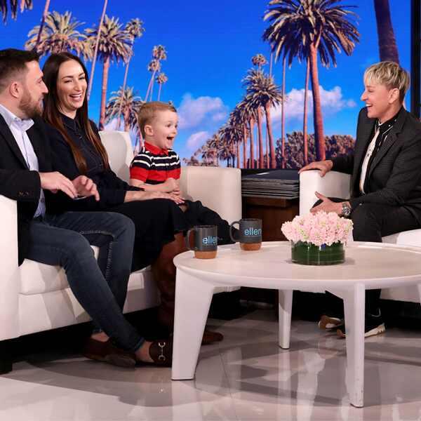 Harry Pile, The Ellen DeGeneres Show 2020