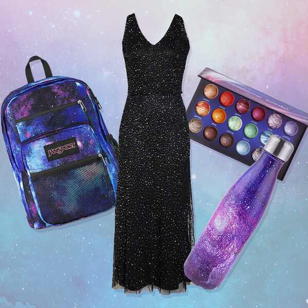 E-Comm: Galaxy Themed Items