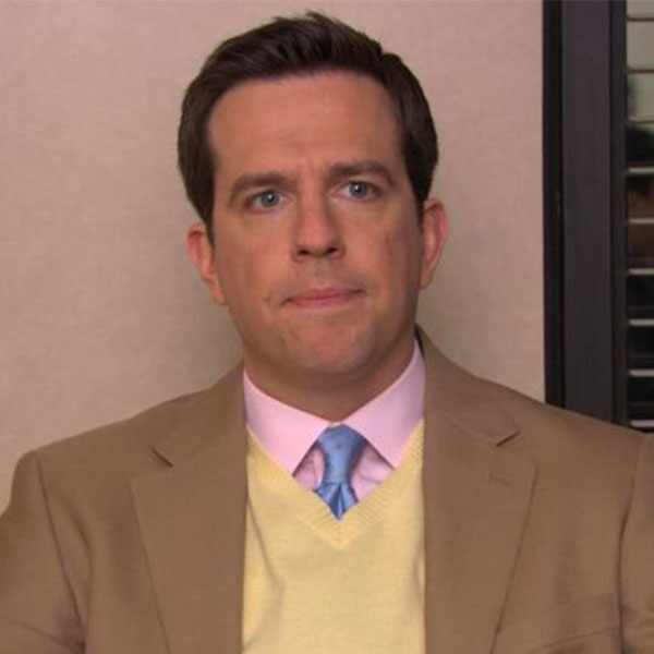 Ed Helms, Andy Bernard