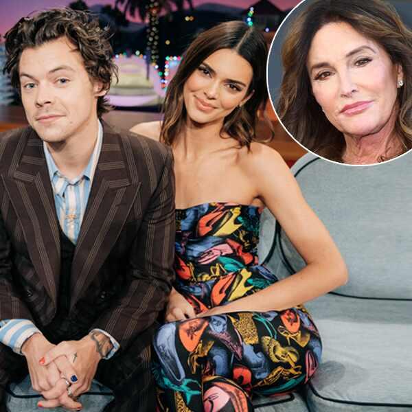 Caitlyn Jenner, Kendall Jenner, Harry Styles