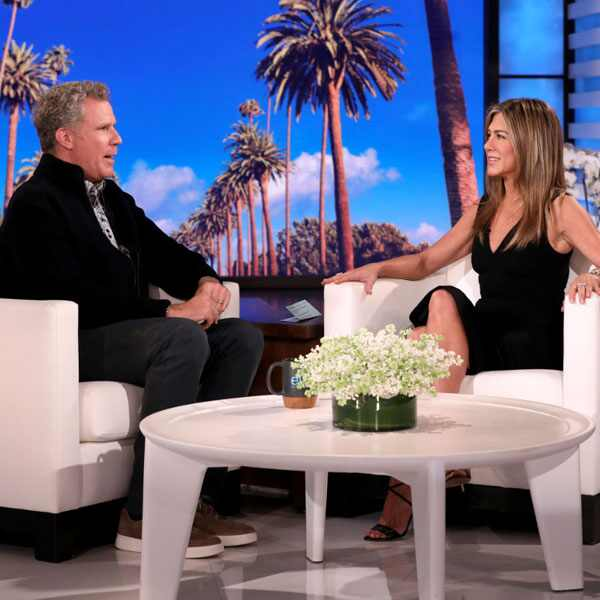 Will Ferrell, Jennifer Aniston