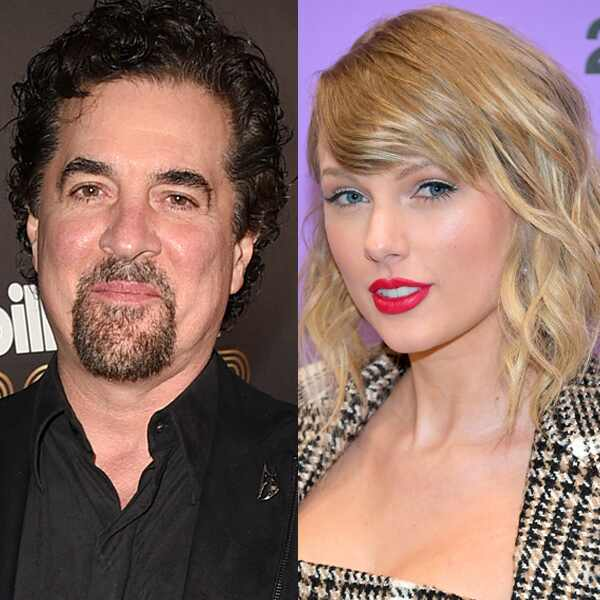 Scott Borchetta, Taylor Swift