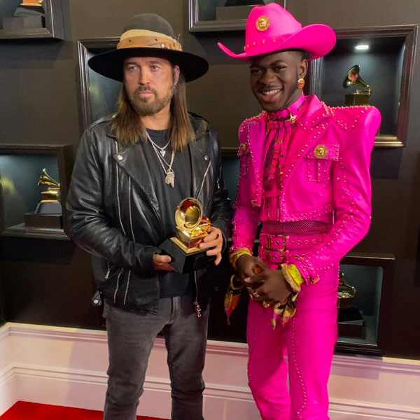 Billy Ray Cyrus, Lil Nas X, Twitter
