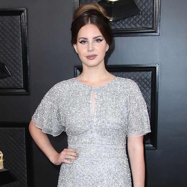 Lana Del Rey, 2020 Grammys, Grammy Awards, Red Carpet Fashions