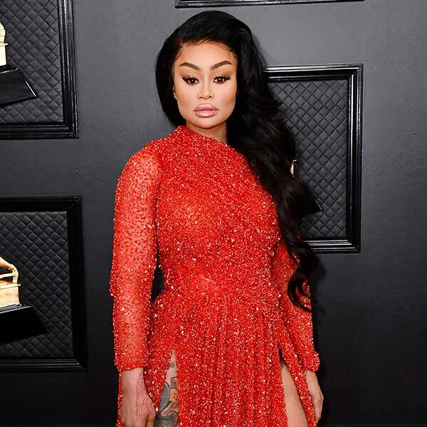 Blac Chyna, 2020 Grammys, Grammy Awards, Red Carpet Fashions