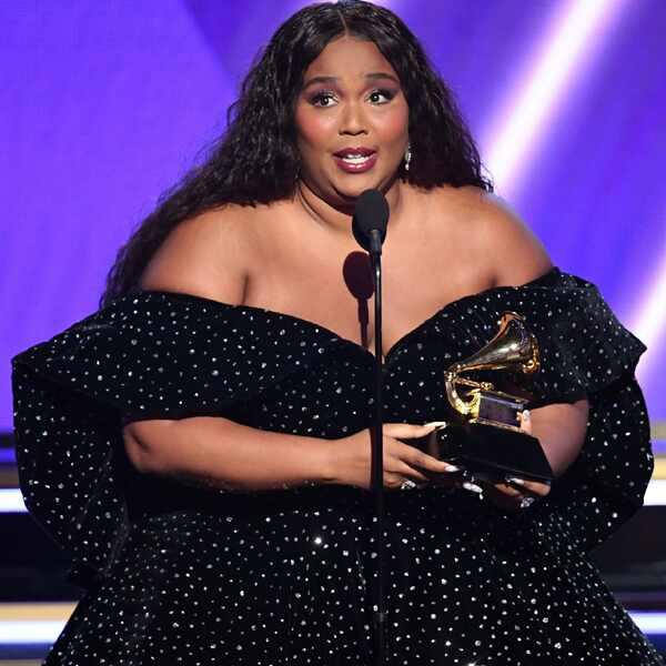 Lizzo, 2020 Grammys, Grammy Awards, Winners