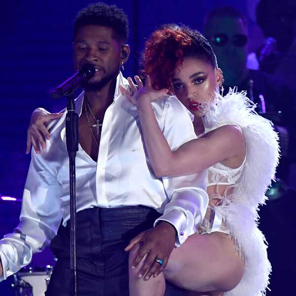 Usher, FKA Twigs, 2020 Grammys, Grammy Awards, Performance