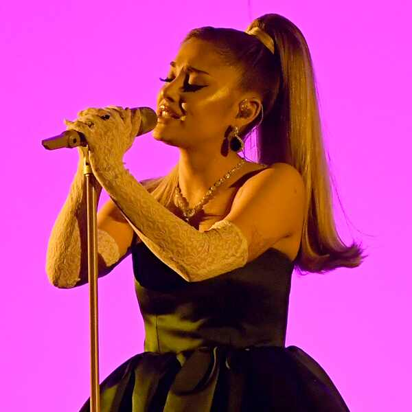 Ariana Grande, 2020 Grammys, Grammy Awards, Performance