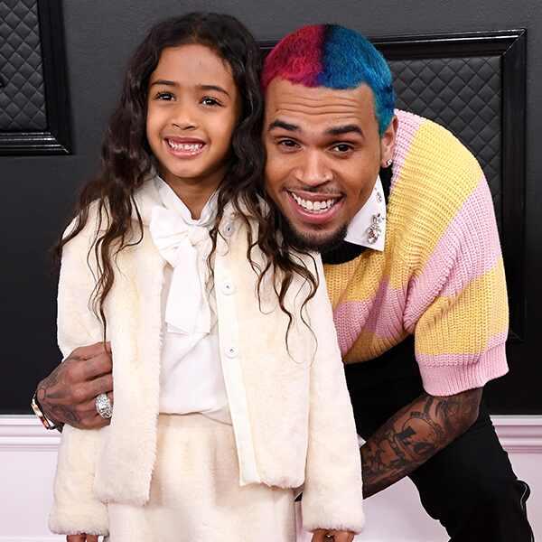 Chris Brown, Royalty, 2020 Grammys, Family, Kid Plus Ones