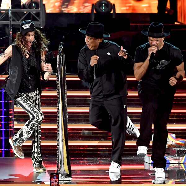 Aerosmith, Run DMC, 2020 Grammys, Grammy Awards, Performance