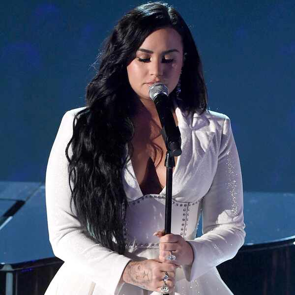 Demi Lovato, 2020 Grammys, Grammy Awards, Performance