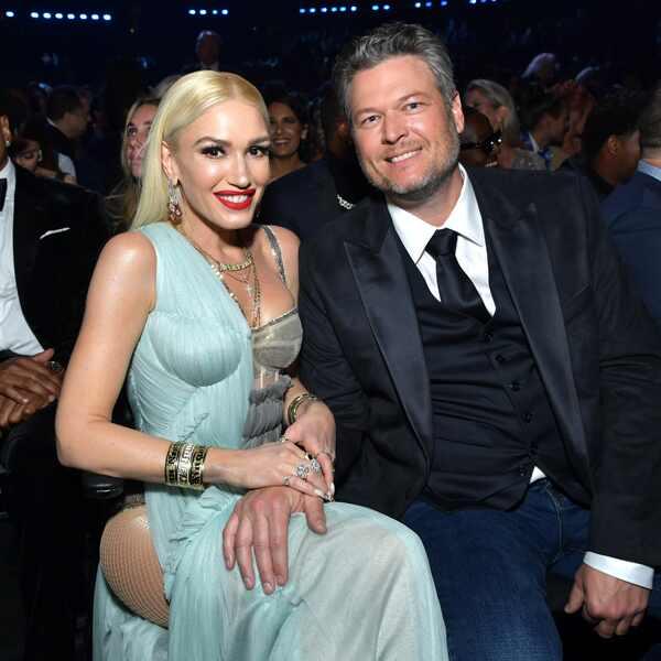 Gwen Stefani, Blake Shelton, Grammys 2020