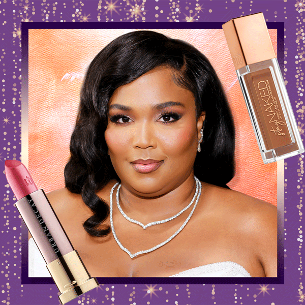 Lizzo, 2020 Grammys Beauty Breakdown, Urban Decay
