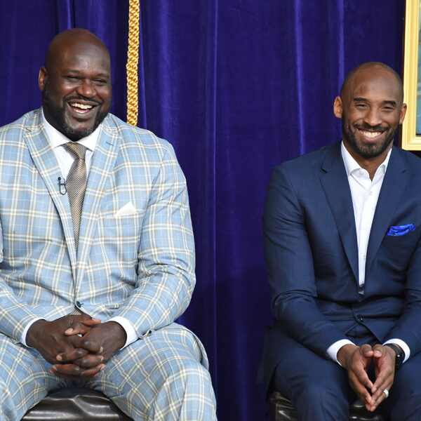 Shaquille ONeal, Kobe Bryant