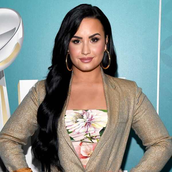 Demi Lovato, SiriusXM's Radio Andy