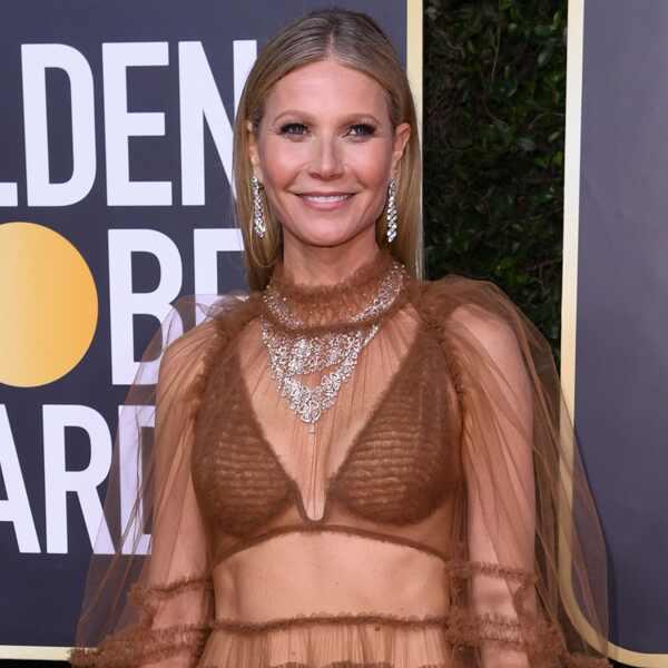 Gwyneth Paltrow, 2020 Golden Globe Awards, Red Carpet Fashion