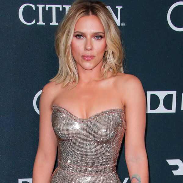 Scarlett Johansson, Avengers: Endgame Film Premiere