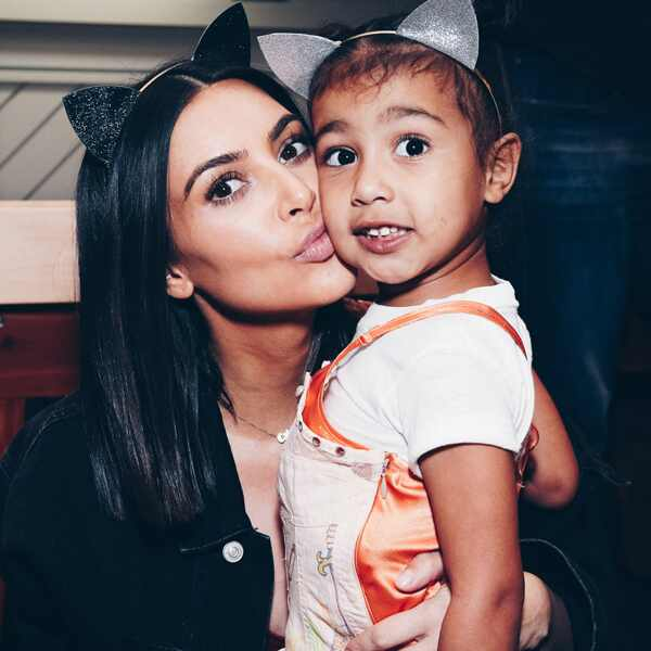 Kim Kardashian, North West