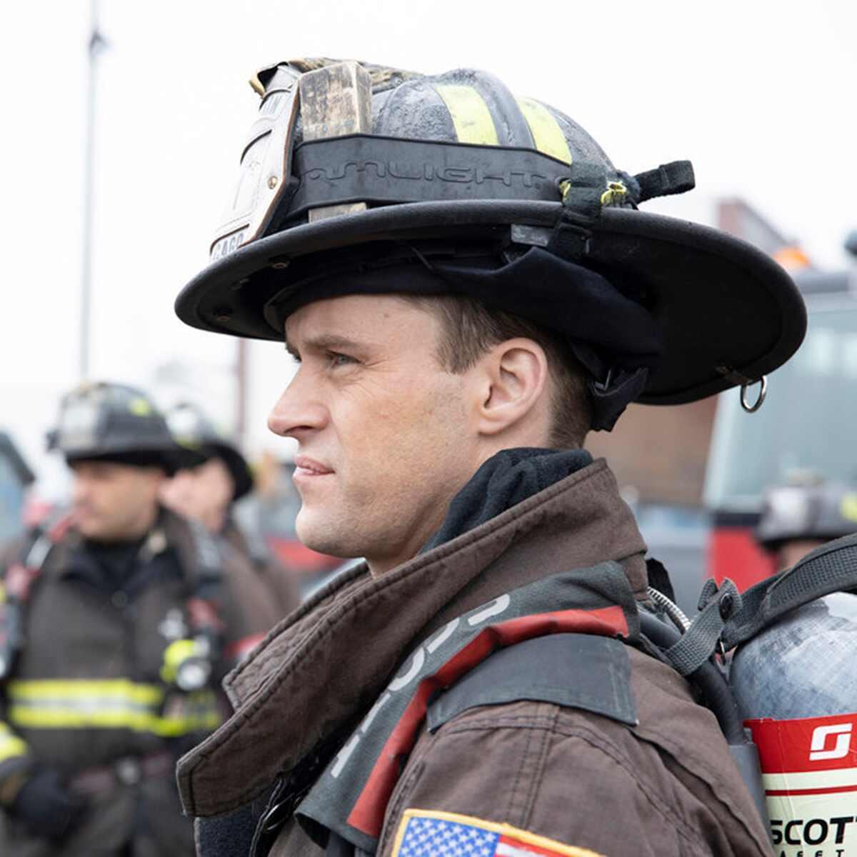 Chicago Fire, Jesse Spencer