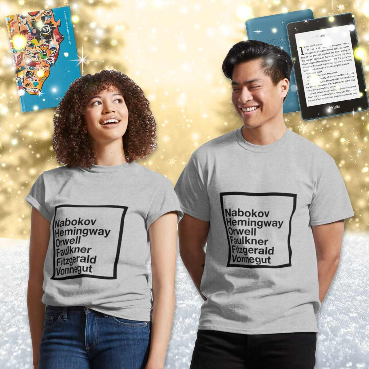 E-comm: Holiday Gift Guide for Book Lovers