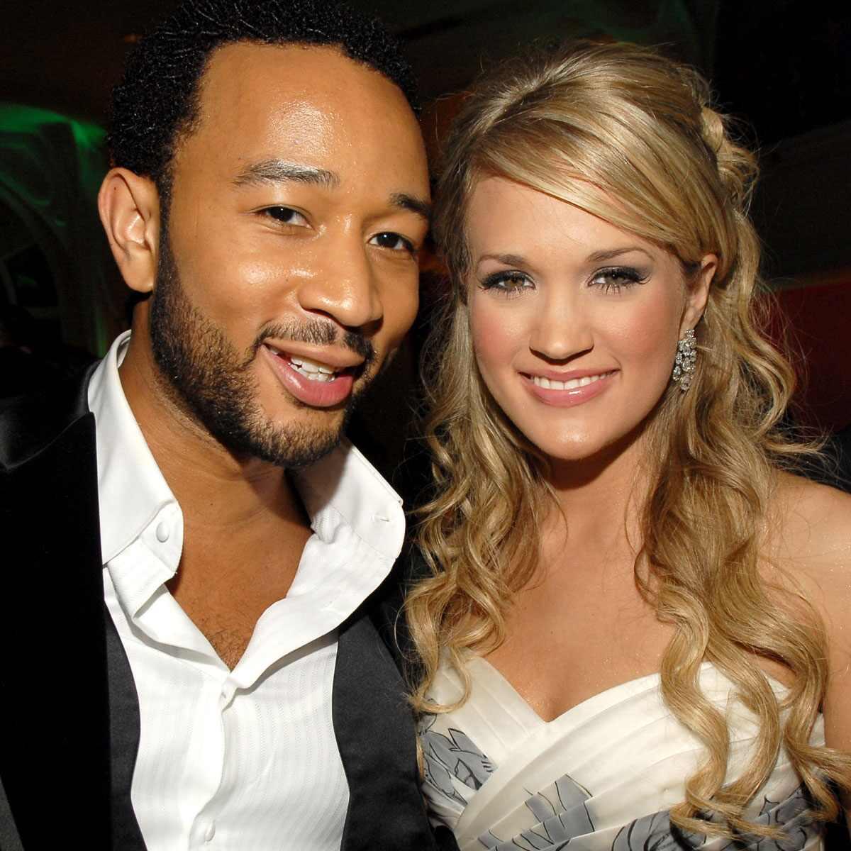 John Legend, Carrie Underwood