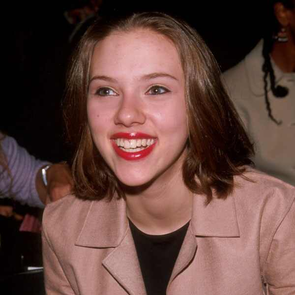 Scarlett Johansson, Fashion Week 2000