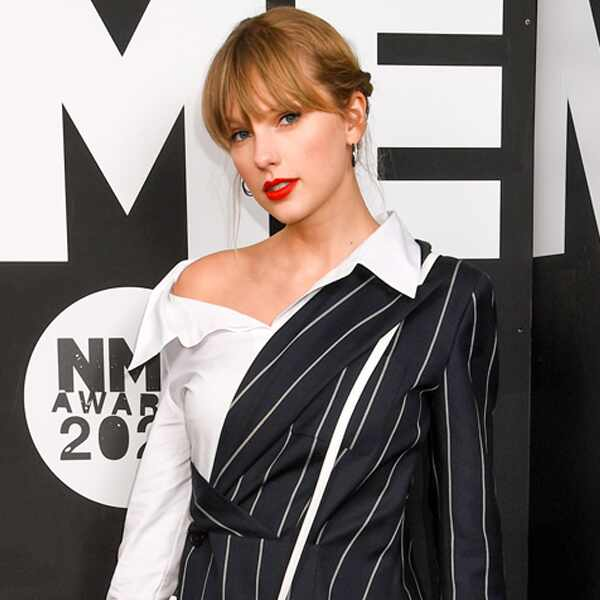 Taylor Swift, 2020 NME Awards, WTF widget