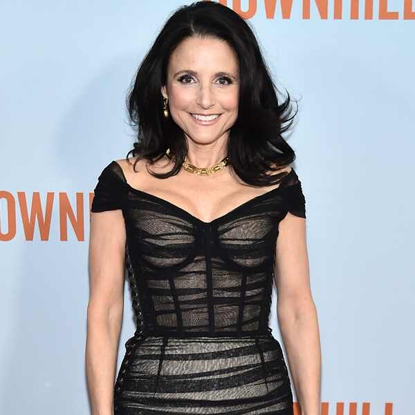 Julia Louis-Dreyfus, WTF widget