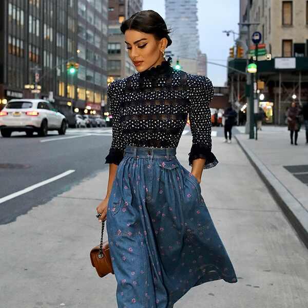 Camila Coelho NYFW Photo Diary