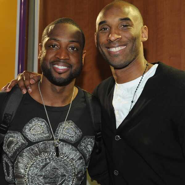 Dwyane Wade, Kobe Bryant