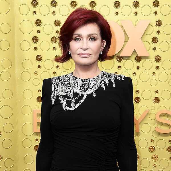 Sharon Osbourne, 2019 Emmy Awards, 2019 Emmys