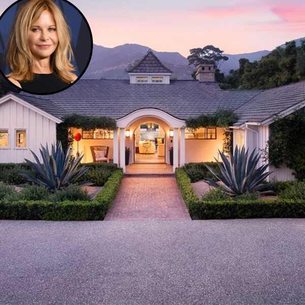 Meg Ryan, Real Estate, Santa Barbara Home