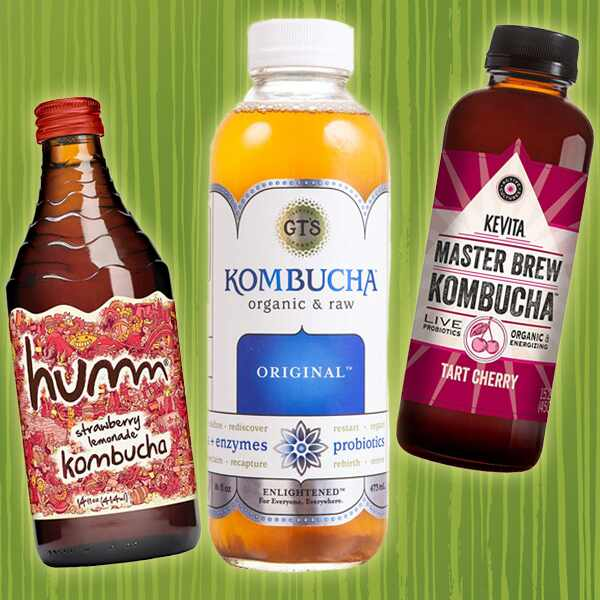Ecomm: Celebrate World Kombucha Day With These Kombucha Drinks