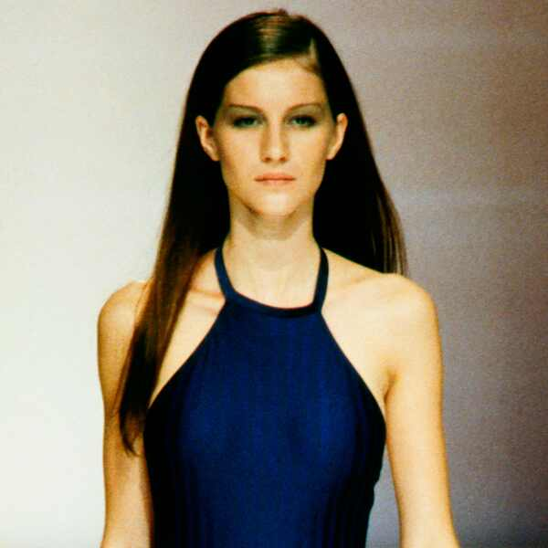 Gisele Bundchen, 1996 Runway Modeling